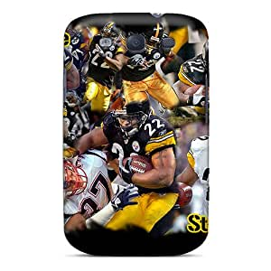 Series Skin Cases Covers For Galaxy S3(pittsburgh Steelers)