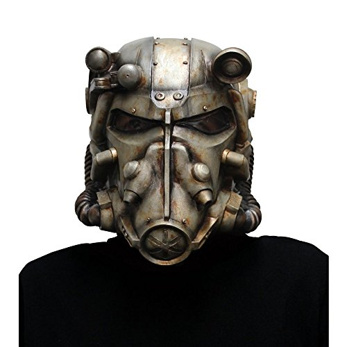 Fallout Child Power Armor Helmet]()
