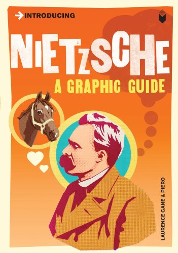 Introducing Nietzsche: A Graphic Guide (Introducing...) cover