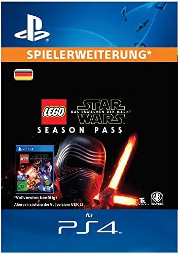 LEGO Star Wars: Das Erwachen der Macht Season Pass [Spielerweiterung] [PS4 PSN Code - deutsches Konto]