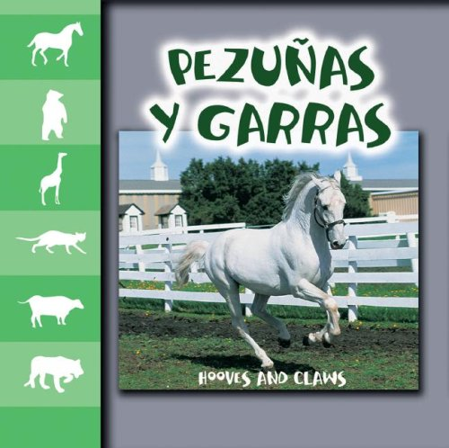Download Penzunas Y Garras / Hooves and Claws (Let's Look at Animal Discovery Library (Bilingual Edition)) pdf
