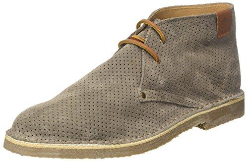 Lumberjack Taupe Hohe Sneaker Gable Cn002 Herren Beige r4qFra
