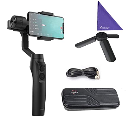 Moza Mini-MI Smartphone Gimbal with Wireless Phone Charging for Smartphone  iPhone X 8 a92d1118ed