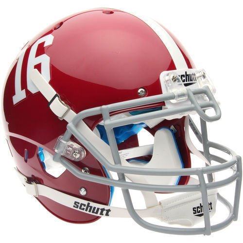 NCAA Alabama Crimson Tide Replica XP (Crimson Helmet)