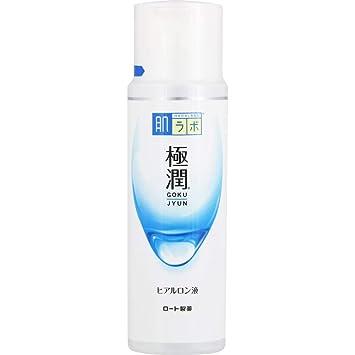 Hada Labo Rohto Hadalabo Gokujun Hyaluronic Moist Lotion Pump Type 13 5 Fl Oz 400 Ml 170 Ml Beauty