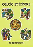 img - for Celtic Stickers: 24 Full-Color Pressure-Sensitive Designs (Dover Stickers) book / textbook / text book