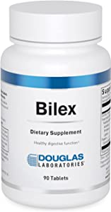 Douglas Laboratories - Bilex - Ox Bile Extract with Pancreatin for Support of Fat Digestion - 90 Tablets