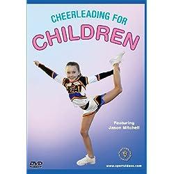 Cheerleading for Children DVD featuring Coach Jason Mitchell