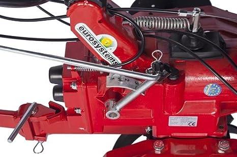 Motoazada Eurosystems Mod.Euro 102 Motor a Gasolina Loncin TM 70 ...