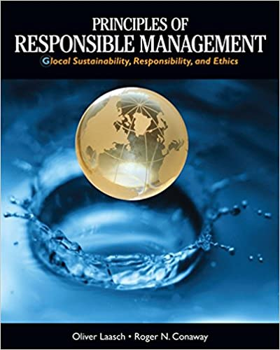 Principles of Responsible Management: Global Sustainability