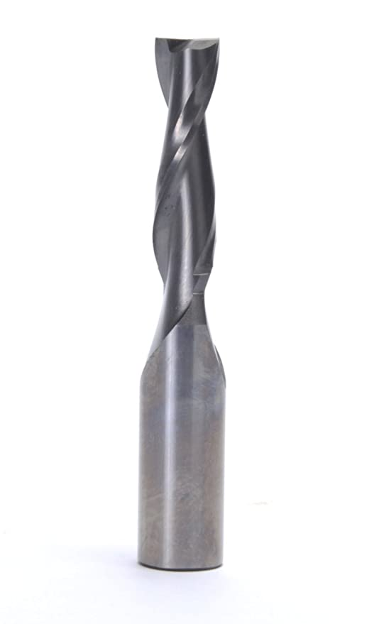 Eagle America 106 0252 Solid Carbide Spiral Downcut Router Bit 1 8