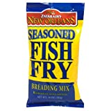 Zatarain's Seasoned Fish Fry Breading 10 oz (Pack of 3)