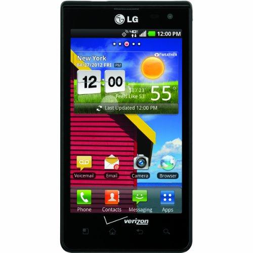 Navigator Lg Cell Phone (LG Lucid, Black 8GB (Verizon Wireless))