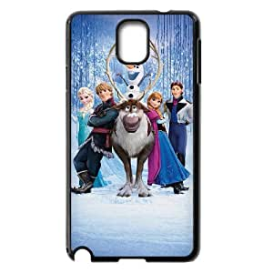 HXYHTY Customized Print Frozen Hard Skin Case Compatible For Samsung Galaxy Note 3 N9000