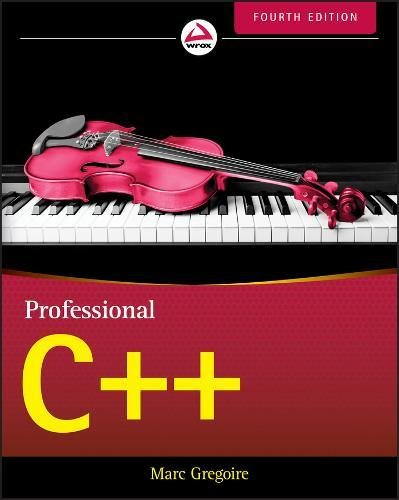 Professional C++ by Wrox