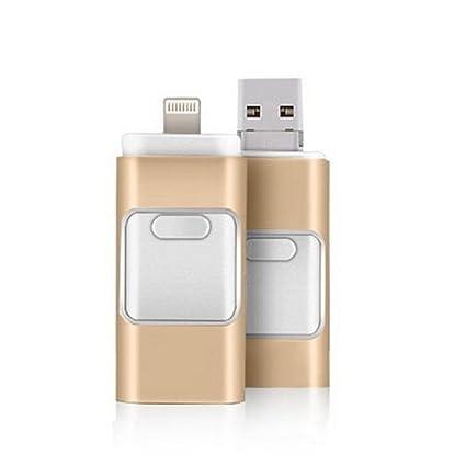 Famous Bazaar 3 in 1 256GB i Flash Drive USB Memory Stick U