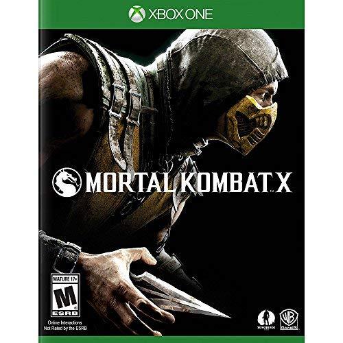 Warner Bros. Interactive Entertainment Mortal Kombat X (Xbox One)