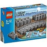 LEGO City 7499: Flexible Tracks