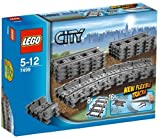 LEGO City Flexible Tracks 7499 Train Toy Accessory