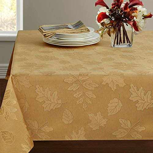 Benson Mills Harvest Legacy Damask Tablecloth