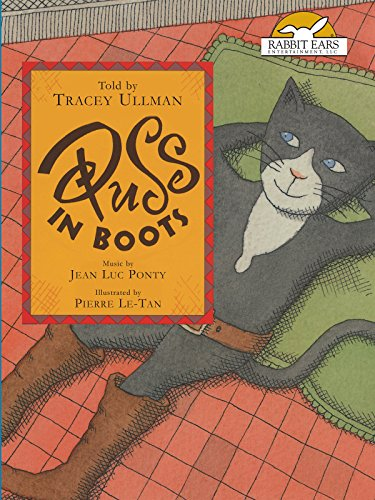 Puss Cat - Puss in Boots; Told by Tracey Ullman with Music by Jean Luc Ponty