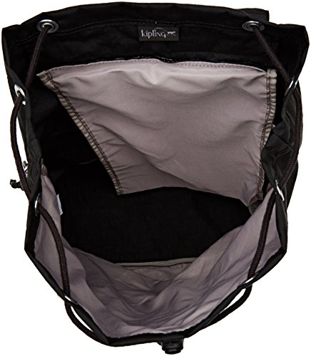 Lively Women's Kipling Nc Women's Fundamental Black Black Fundamental Nc Kipling Backpack Backpack qSvXwq