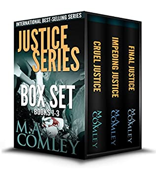 book cover of Justice Series Boxed Set Books 1-3