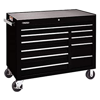 Stanley Proto J455041-10BKPD 10 Drawer Workstation, 50-Inch, Black (B00H1LL3RA) | Amazon price tracker / tracking, Amazon price history charts, Amazon price watches, Amazon price drop alerts