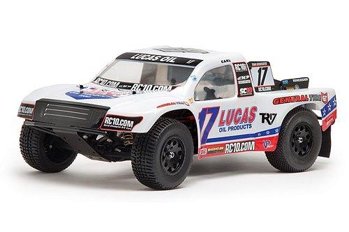 Team Associated 7046 SC10 RS RTR Lucas Oil