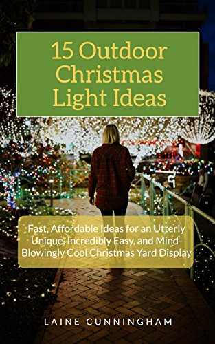 Decorating Ideas Christmas Outdoor (15 Outdoor Christmas Light Ideas: Fast, Affordable Ideas for an Utterly Unique, Incredibly Easy, and Mind-Blowingly Cool Christmas Yard Display)