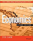 img - for Economics: A Self-Teaching Guide book / textbook / text book