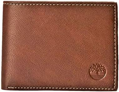 Timberland Mens Slimfold Leather Wallet product image