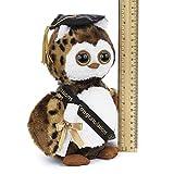 "Bearington Wisdom Class of 2018 Graduation Plush Stuffed Animal Owl, 8.5"""