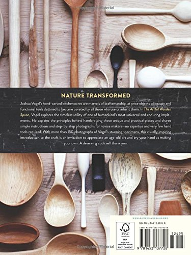 The Artful Wooden Spoon: How To Make Exquisite Keepsakes For The Kitchen:  Joshua Vogel, Seth Smoot, Kendra Smoot: 9781452137728: Amazon.com: Books Design