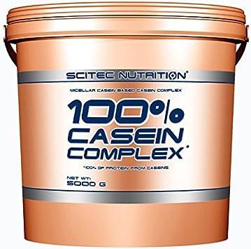 Scitec Nutrition Casein Complex Proteína Chocolate Belga - 5000 g