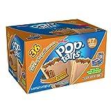 Kellogg's Pop-Tarts Brown Sugar Cinnamon 36 ct. (Pack of 2)