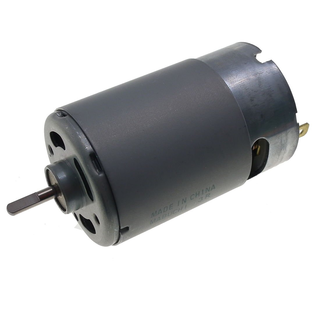 generator motor. Mabuchi 555 DC Motor - Wind / Water Turbine Generator 12 V 1 Per 500 RPM: Amazon.co.uk: Toys \u0026 Games