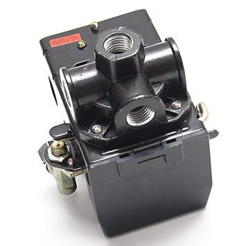 Craftsman e106477 Compresor De Aire Interruptor De Presión: Amazon.es: Bricolaje y herramientas
