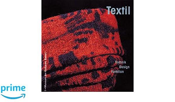 Designfunktion Ag textil technik design funktion german edition christian kaufmann