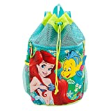 Disney Ariel Swim Backpack Green