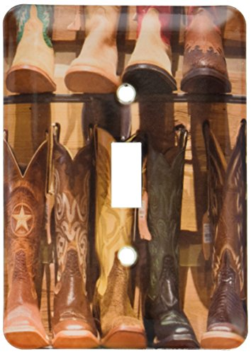 3dRose lsp_94121_1  Cowboy Boots For Sale At Hamleys Us38 Rti0085 Rob Tilley Single Toggle - Hamleys.com