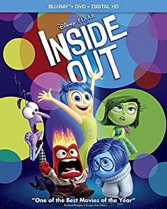 Cover Image for 'Inside Out (Blu-ray/DVD Combo Pack + Digital Copy)'