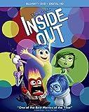 Inside Out [Blu-ray + DVD + Digital HD] (Bilingual)