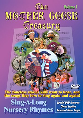 Mother Goose Treasury - Vol. 1 (Vol 1 Dvd)