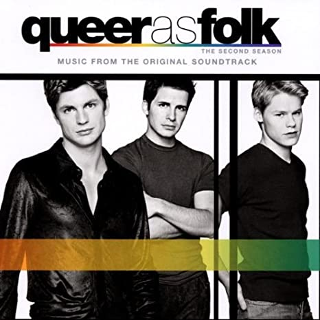 Queer As Folk - Us Series Second Season by Original Soundtrack ...