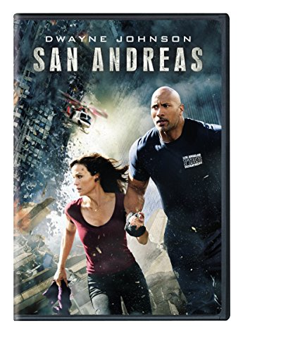 San Andreas (Special Edition DVD) (Best Place To Move In Florida 2015)