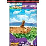 Purina Friskies Dry Cat Food, Surfin' & Turfin' Favorites - 16 lb. Bag