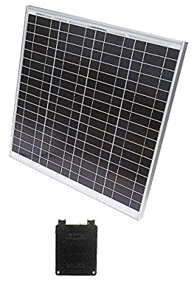 SOLARTECH Power 72-Cell Polycrystalline Solar Panel, 33.8VDC, 1.48A