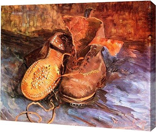Vincent Van Gogh Pair Shoes - 6