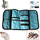 Travel Case Premium Quality Holder For All Your Travel Needs, Office & Home Used – Wallet/Passport Holder/Cell Phone & Electronic Accessories Kit & Cord Holder Organizer by Freshline